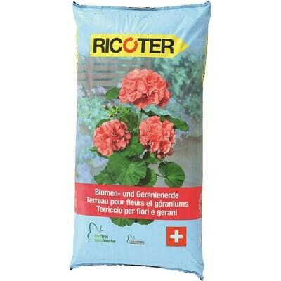 Schweizer Erde Ricoter (40lt)