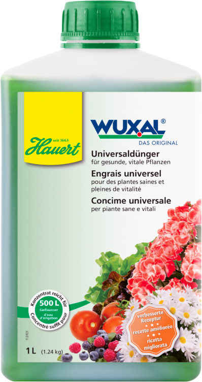 Wuxal Flüssigdünger  1Liter