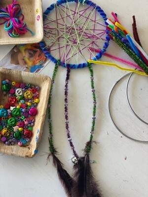 Dream Catchers Activity Kit