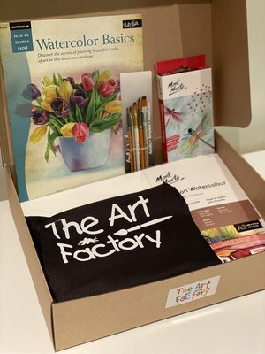 The Ultimate Watercolour Paint Starter Kit