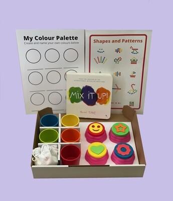 Colour Explorers Kit