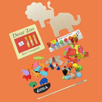 Dear Zoo Toddler Kit
