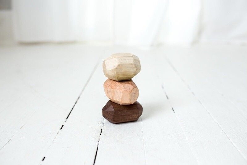 Handmade Walnut Geode