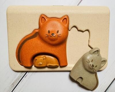 Cat Family Puzzle