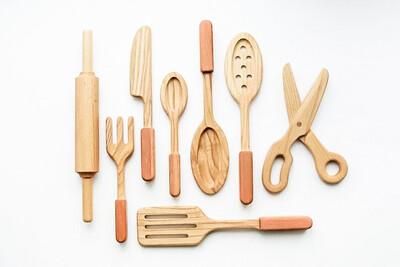 Handmade Artisan Kitchen Set