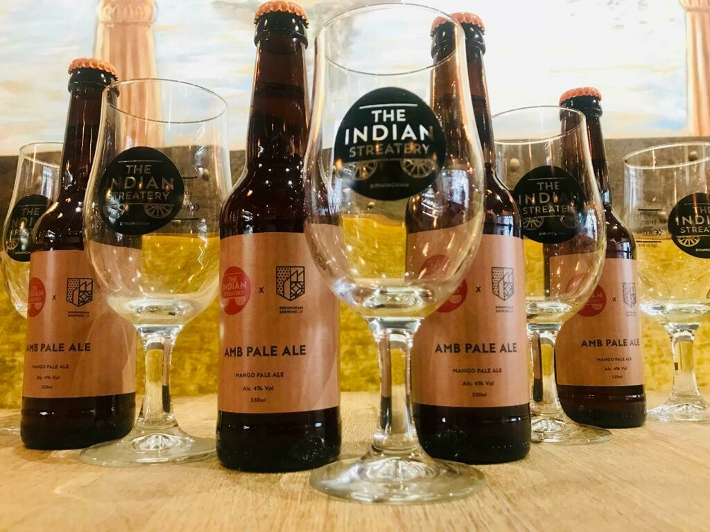 MANGO PALE ALE PACK OF 4/SOLD OUT
