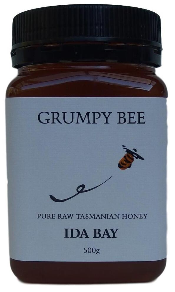 Grumpy Bee Ida Bay Honey 500g