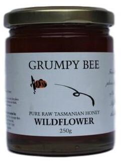 Grumpy Bee Wildflower Honey 250g