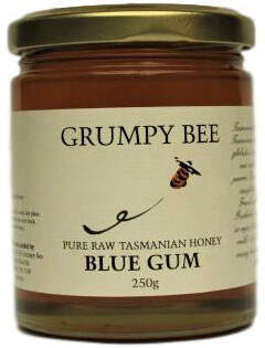 Grumpy Bee Blue Gum Honey 250g