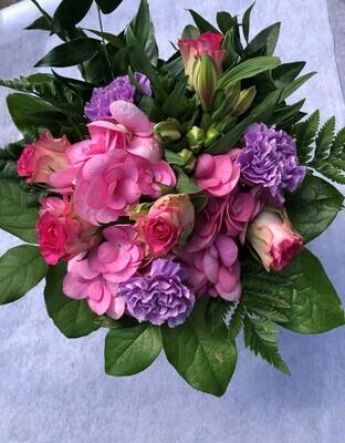 2. Kukkakimppu