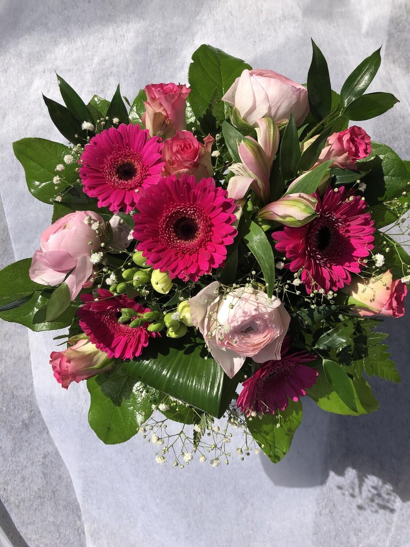 3. Kukkakimppu