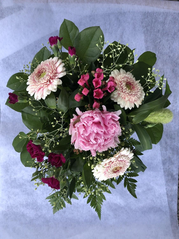 1. Kukkakimppu