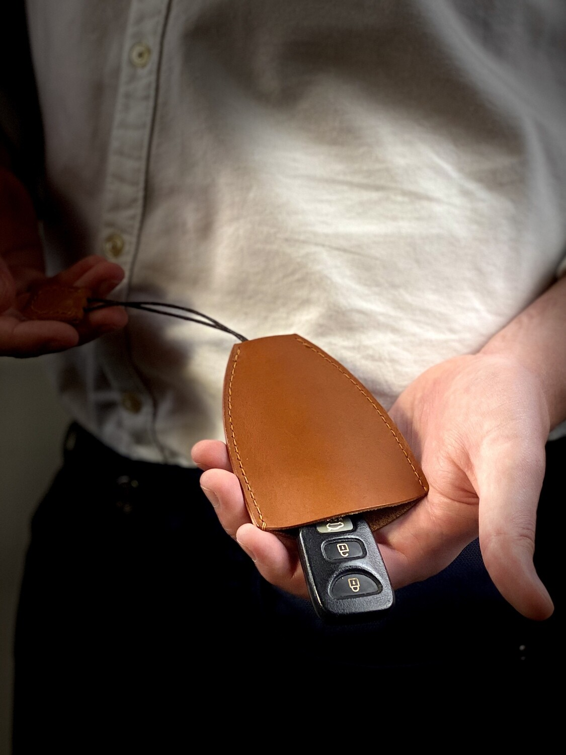 Car Key Case DIY Kit