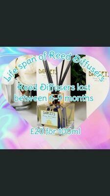 Darceys Reed deffuser