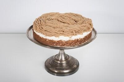 Maroni-Obers Torte