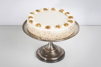 Russische-Nuss Torte