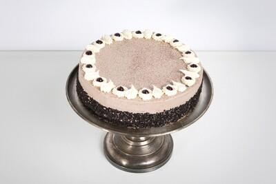 Schoko-Weichsel Torte