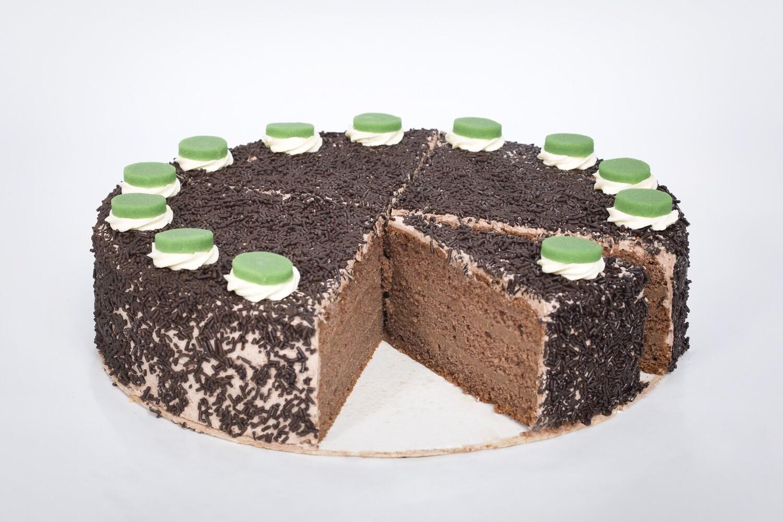 Trüffel Torte, 1 Stück