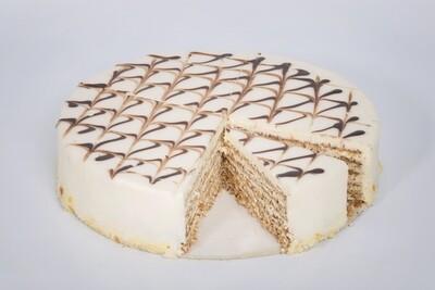Esterhazy Torte, 1 Stück