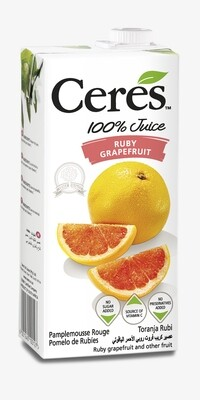 CERES 1000ML - RUBY GRAPEFRUIT