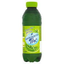 SAN BENEDETTO ICE TEA GREEN 500ml EA