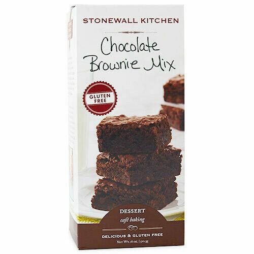 STONEWALL - GLUTEN FREE CHOCOLATE BROWNIE MIX