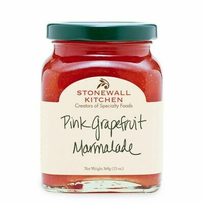 STONEWALL - PINK GRAPEFRUIT MARMALADE 13oz