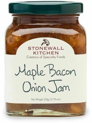 STONEWALL - MAPLE BACON ONION JAM