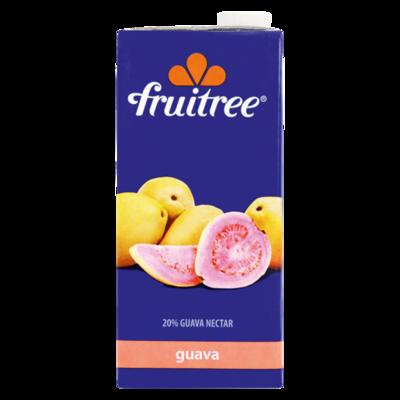 FRUITREE 1000ML - GUAVA