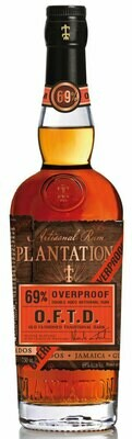 PLANTATION OLD FASHIONED TRADITIONAL DARK RUM 1000ML