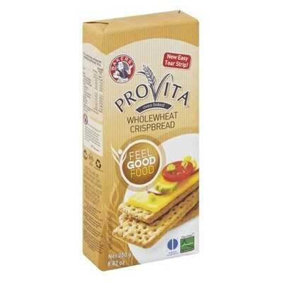 BAKERS PROVITA WHOLE WHEAT