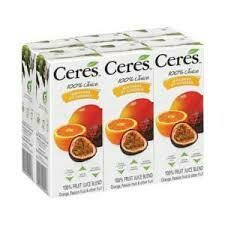 CERES 200ML - MANGO - 6 PACK