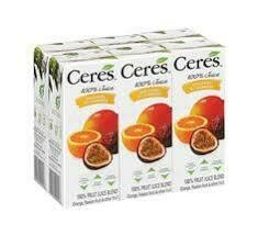 CERES 200ML - MEDLEY OF FRUITS - 6 PACK