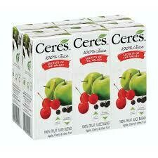 CERES 200ML - SECRETS OF THE VALLEY - 6 PACK