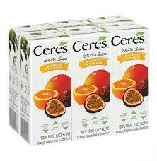 CERES 200ML - WHISPERS OF SUMMER - 6 PACK