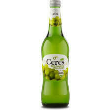 CERES - SPARKLING WHITE GRAPE JUICE - 6 PACK BOTTLES