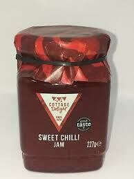 COTTAGE DELIGHT SWEET CHILI  227ML