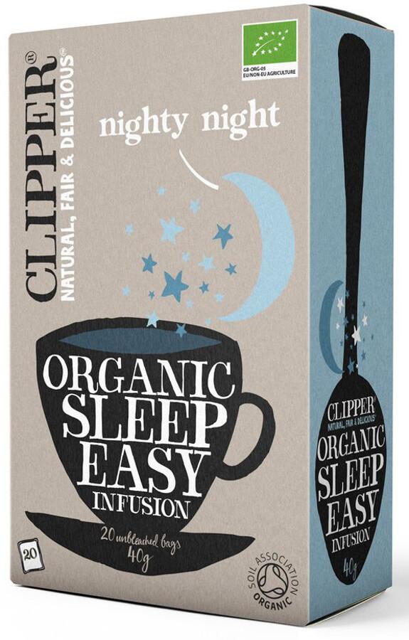 CLIPPER SLEEP EASY ORGANIC TEA BAGS