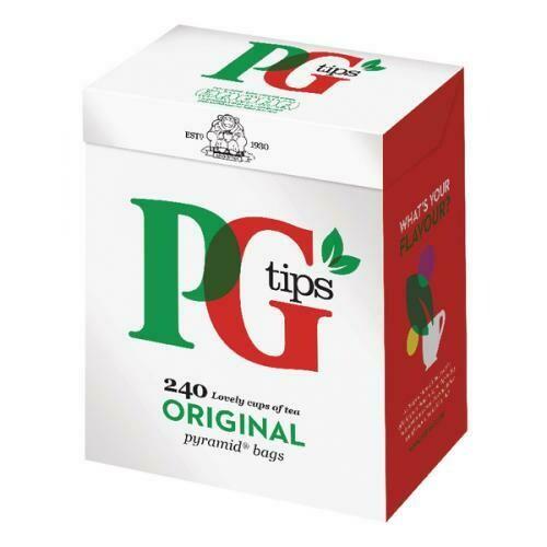 PG TIPS TEABAGS (232G) 80S