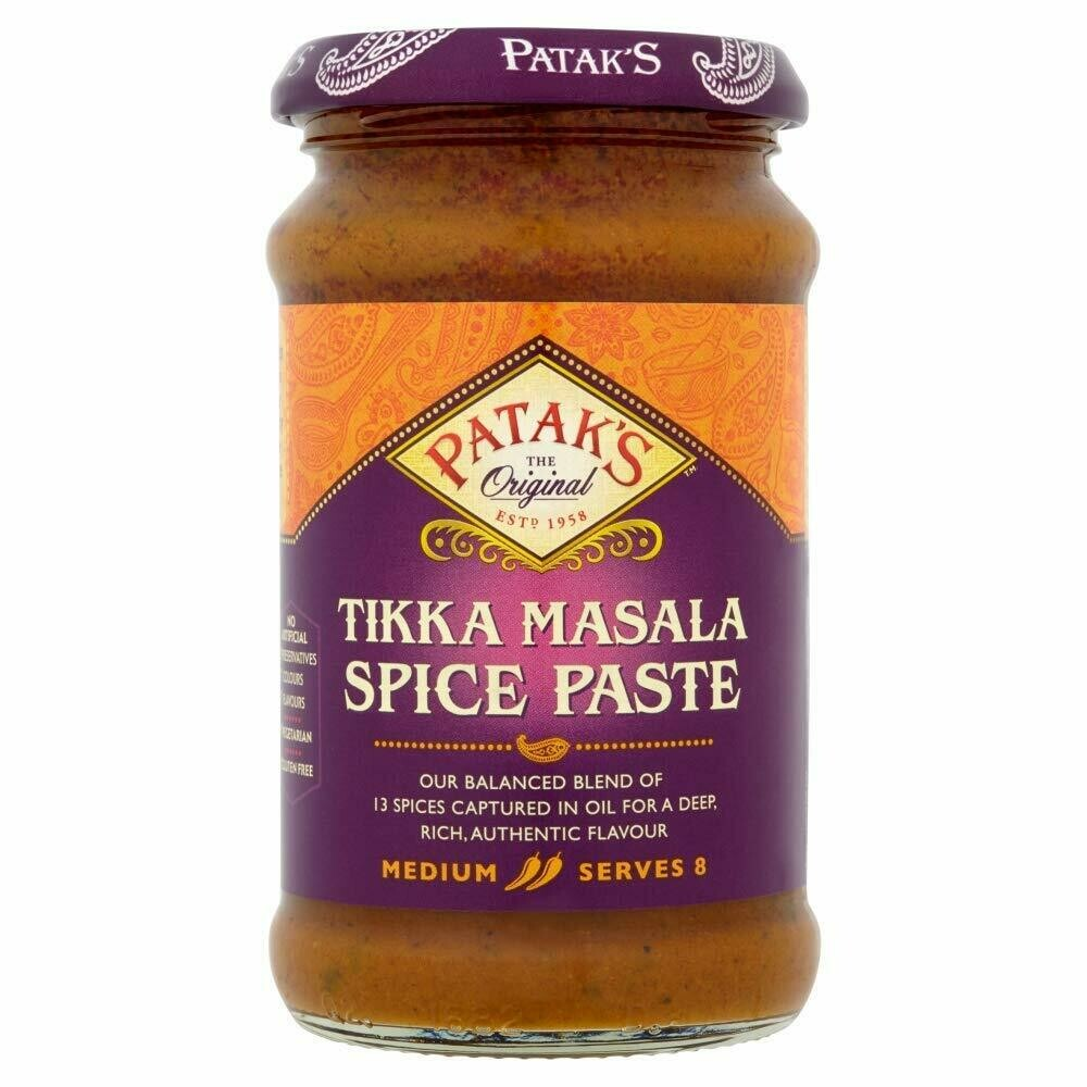 PATAKS TIKKA MASALA CURRY PASTE 283G