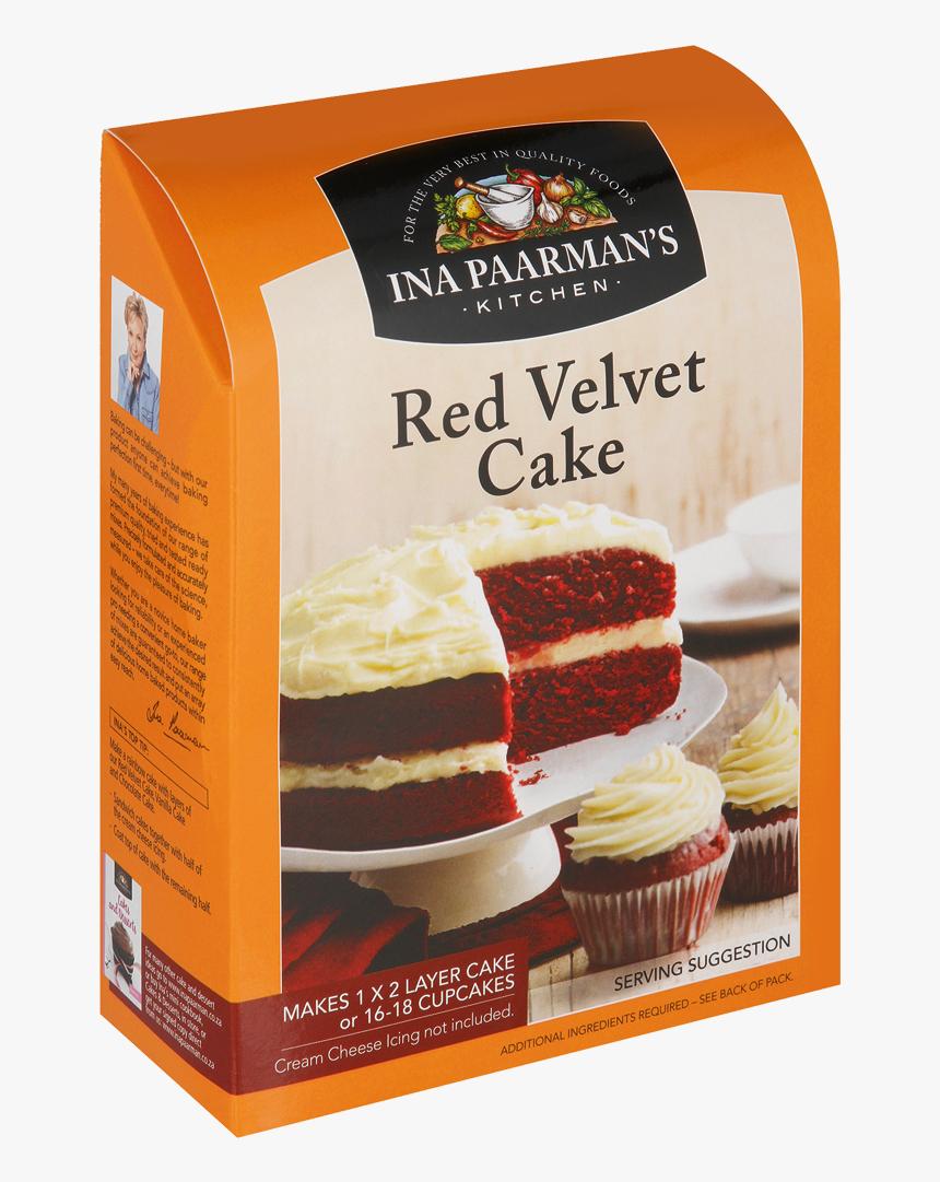 INA P RED VELVET CAKE MIX