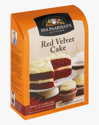 INA P RED VELVET CAKE MIX