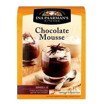 INA P CHOCOLATE MOUSSE