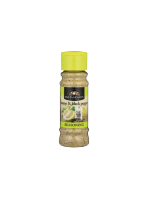 INA P LEMON AND BLACK PEPPER SEASONING