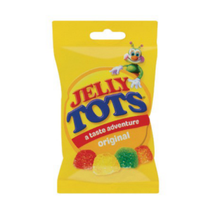 JELLY TOTS SMALL 41G