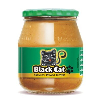 BLACK CAT PEANUT BUTTER CRUNCHY