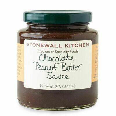 STONEWALL - CHOCOLATE PEANUT BUTTER SAUCE