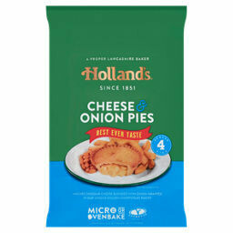 HOLLAND 4 CHEESE & ONION PIES