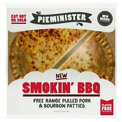 PIEMINISTER - SMOKIN BBQ PORK PATTY