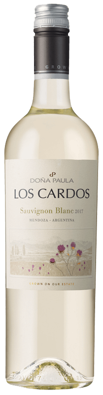 LOS CARDOS SAUVIGNON BLANC 750ML